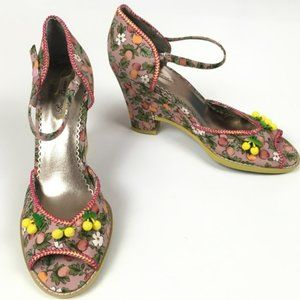 Poetic Licence Sweet Shirley Temple Wedges 8.5